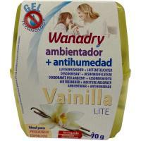 Deshumidificador/Absorbehumedad Lite Vainilla WANADRY, 1ud
