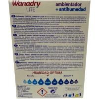 Recambio Deshumidificador/Absorbehumedad Lite Vainilla WANADRY, 1ud
