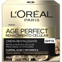 Crema renacimiento celular FP15 L`OREAL A. Perfect, tarro 50 ml