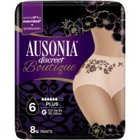 Pants Boutique Talla G AUSONIA Discreet, paquete 8 unid.