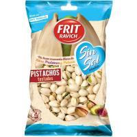 Pistachos tostados sin sal FRIT RAVICH, bolsa 110 g