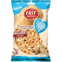 Anacardos tostados sin sal FRIT RAVICH, bolsa 110 g
