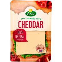 Queso Cheddar ARLA, lonchas, bandeja 150 g