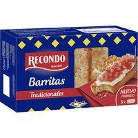 Barrita tradicional RECONDO, caja 161 g