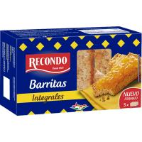 Barrita integral RECONDO, caja 161 g