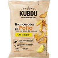 Kubdu tiras de pollo-limón NOEL, bolsa 25 g
