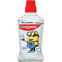 Enjuague bucal infantil Minions COLGATE, botella 250 ml