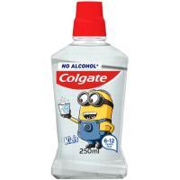 Enjuague bucal infantil Minions COLGATE, botella 250 ml