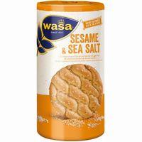 Tosta redonda sésamo WASA, paquete 290 g