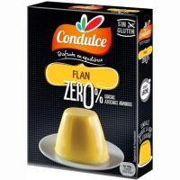 Flan zero CONDULCE, caja 14,4 g