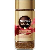 Café soluble Puro Colombia NESCAFÉ, frasco 100 g