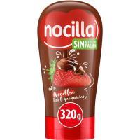 Crema de cacao 1 sabor NOCILLA, dosificador 320 g
