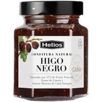 Confitura natural de higo negro HELIOS, frasco 330 g