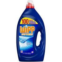 Detergente gel azul WIPP, garrafa 100 dosis