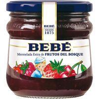 Mermelada de frutas del bosque BEBÉ, frasco 340 g
