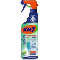 Limpiador desinfectante baño KH-7, pistola 750 ml