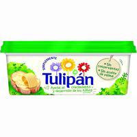 Margarina sin aceite palma TULIPÁN Simplemente, tarrina 225 g