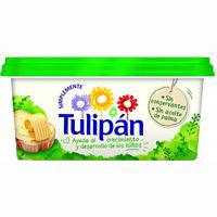 Margarina sin aceite palma TULIPÁN Simplemente, tarrina 450 g