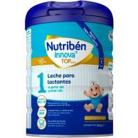 Preparado lacteo de crecimiento NUTRIBEN  Innova 1, lata 800 g