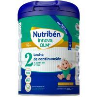 Preparado lacteo de crecimiento NUTRIBEN  Innova 2, lata 800 g