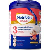 Preparado lacteo de crecimiento NUTRIBEN  Innova 3, lata 800 g