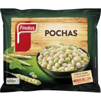 Pochas al natural FINDUS, bolsa 400 g
