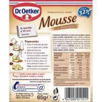 Mousse de vainilla DR.OETKER, caja 65 g