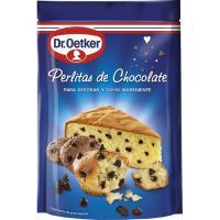Perlitas de chocolate DR.OETKER, bolsa 100 g
