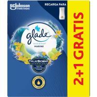 Ambientador marine G. BY BRISE Un Toque, 2+1, recambio 30 ml