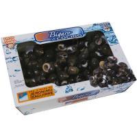 Bígaros cocidos IZAGUIRRE, caja 500 g