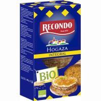 Hogaza integral bio RECONDO, caja 240 g
