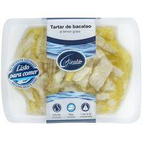 Tartar de bacalao GIRALDO, bandeja 180 g