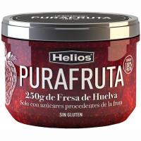 Purafruta de fresa de Huelva HELIOS, frasco 250 g