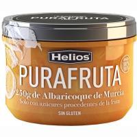 Purafruta de albaricoque de Murcia HELIOS, frasco 250 g