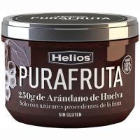 Purafruta de arándanos de Huelva HELIOS, frasco 250 g