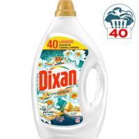 Detergente frescor DIXAN, garrafa 40 dosis