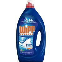 Detergente gel azul WIPP, garrafa 80 dosis