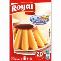 Flan tamatina ROYAL, caja 165 g