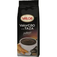 Valorcao negro intenso sin gluten VALOR, bolsa 400 g