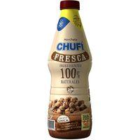 Horchata fresca 100% natural CHUFI, botella 1 litro