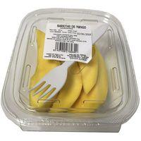 Barritas de mango, bandeja 225 g