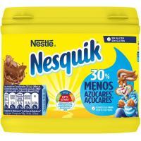 Cacao soluble 30% menos azúcares NESQUIK, bote 350 g