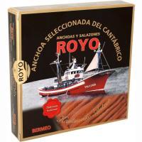 Anchoa seleccionada del Cantábrico ROYO, lata 170 g