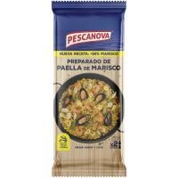 Preparado para paella de marisco PESCANOVA, caja 400 g