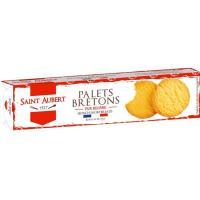 Galleta Palets Bretons SAINT AUBERT, paquete 125 g