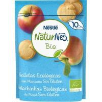 Galletas sin gluten con miel NESTLÉ Naturnes Bio, bolsa 150 g