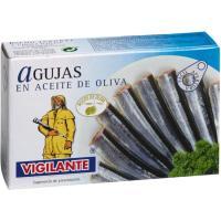 Aguja en aceite de oliva VIGILANTE, lata 120 g