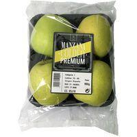 Manzana Golden Premium, bandeja 900 g