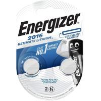 Pila especial botón performance 2016 ENERGIZER, pack 2 uds