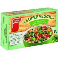 Super Veggie trigo sarraceno-brócoli-alubias FINDUS, caja 400 g
